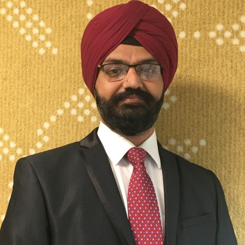 Mr Ripu Bajwa, Dell
