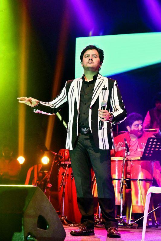 Singer Javed Ali