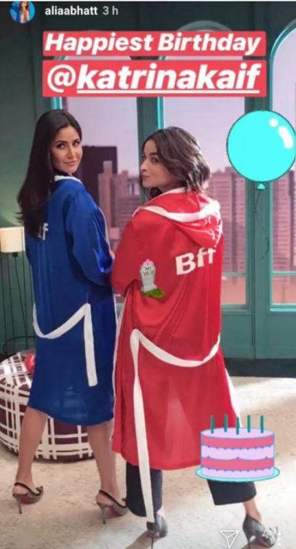 Katrina birthday: Deepika shocks with message, Alia proves all is well again