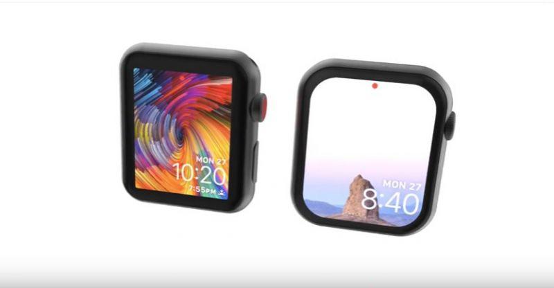 Apple Watch render