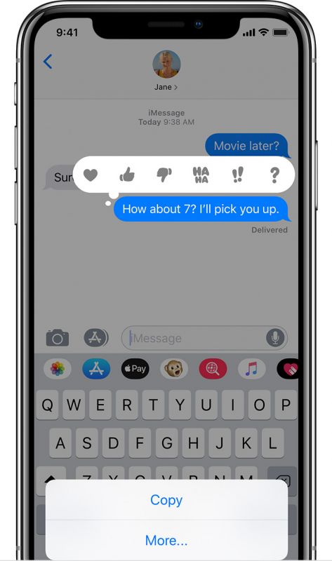 Apple Messages