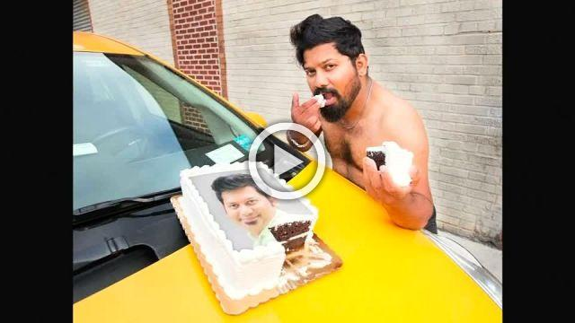 NYC taxi drivers pose for pin-up calendar