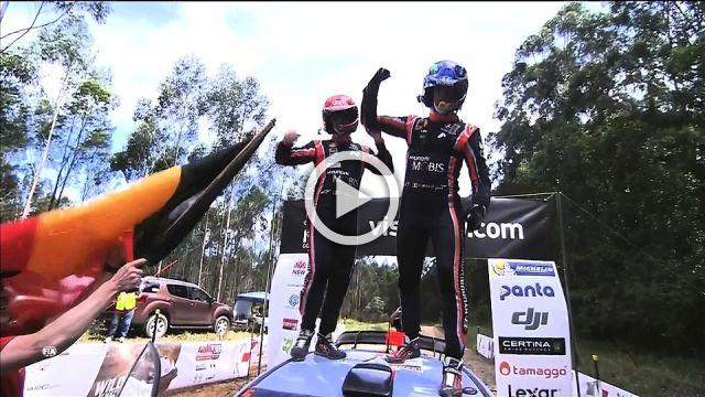 Neuville wins final rally to secure world championship second place