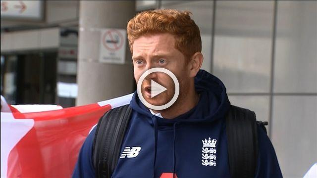 Cricket: England 'content, relaxed, excited' ahead of Ashes - Bairstow