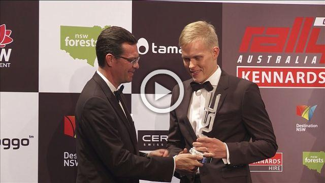 Tanak is WRC Driver of the Year