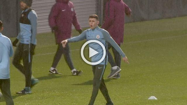 Phil Foden ready to start for Man City - Guardiola