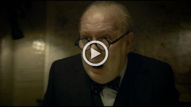 Gary Oldman slays dragons to play Churchill in 'Darkest Hour'