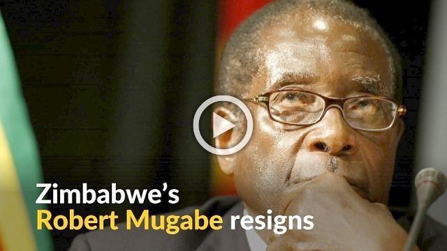 Zimbabwe's Mugabe resigns after four decades rule