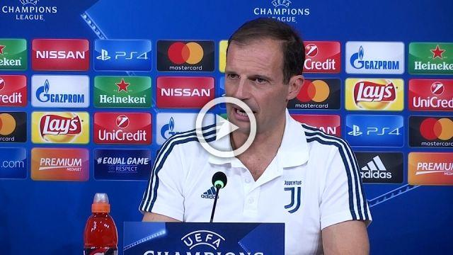 Allegri looks to qualification from Champions League group stage