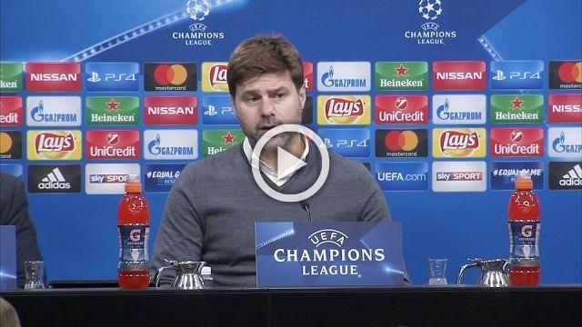 Spurs on verge of topping group after win at Dortmund