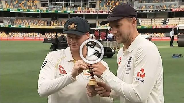 Root aims to upset Australia's apple cart in first test