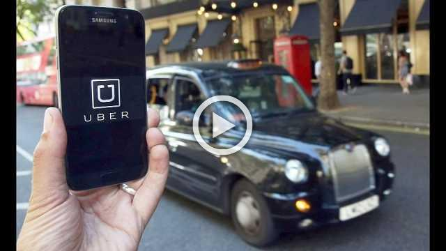 Uber submits appeal to UK supreme court