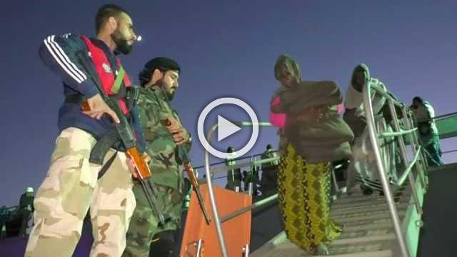 Libyan coast guard intercepts hundreds of migrants in Mediterranean