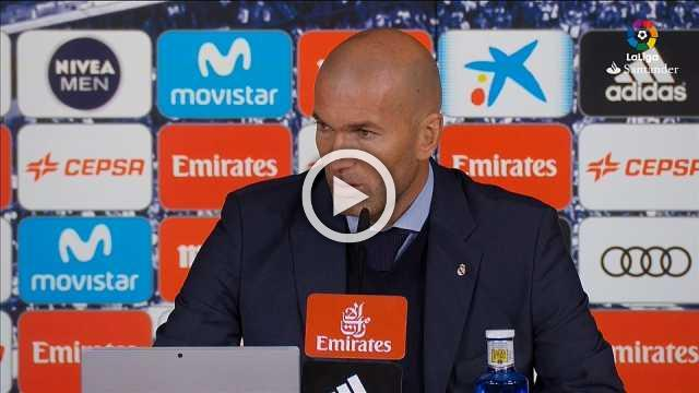 Zidane praises Ronaldo after 'perfect week' for the Portuguese