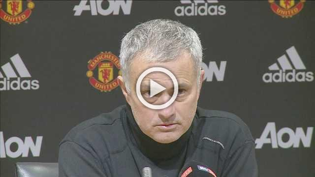 Mourinho rues penalty shout after loss at home to City