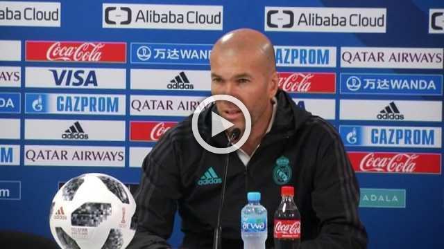 Real Madrid focused on trophy - Zidane