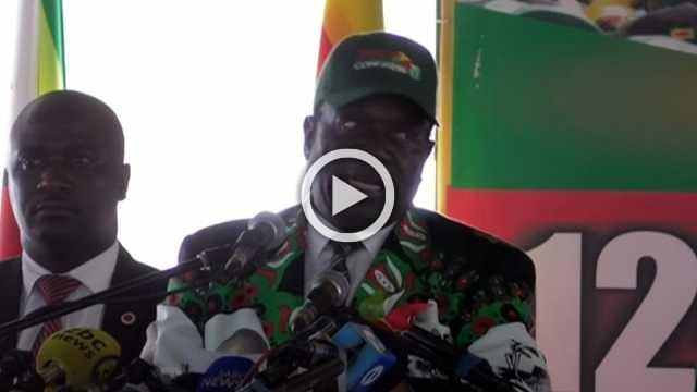 Elections must be credible, says Zimbabwe's Mnangagwa