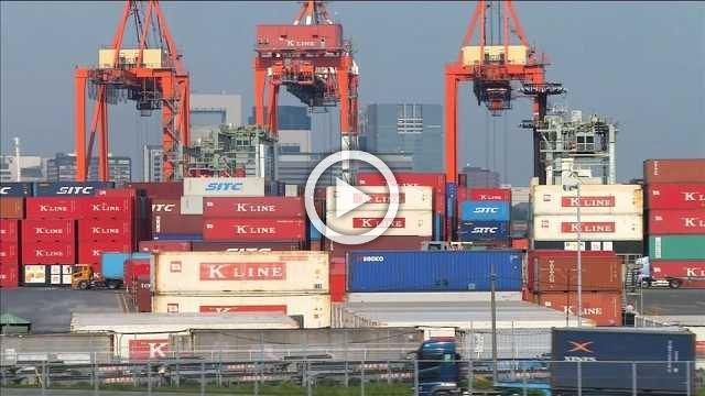 Japan exports boom, but inflation more stubborn