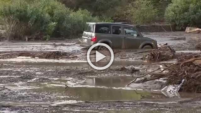 Death toll from mudslides and flooding rises to at least 13 in California