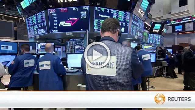 Wall Street soars to new highs