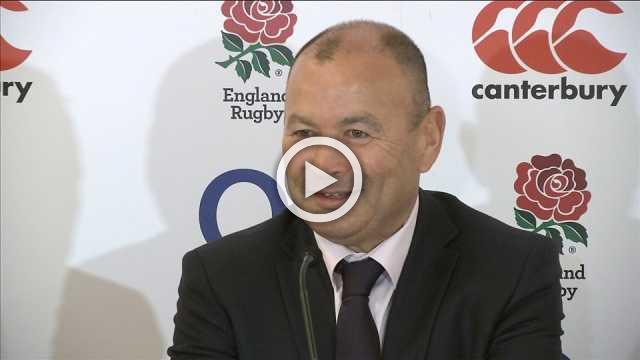 England head coach Jones extends contract until 2021