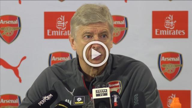 Wenger says Sanchez transfer not done until it is done