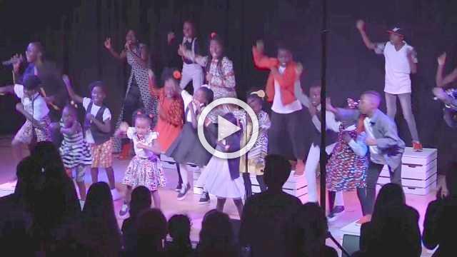 Ugandan orphan choir kicks off European fundraising tour in Britain