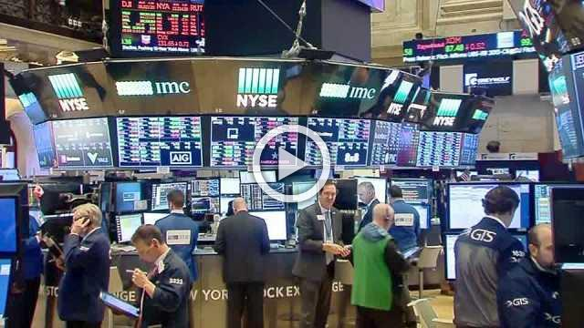 Industrials drag Wall Street lower