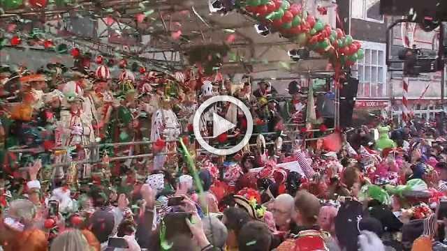 Carnival season kicks off in Cologne