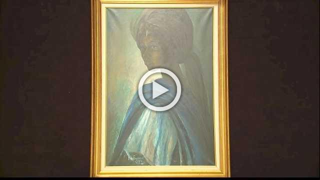 Long-lost African masterpiece found in London flat
