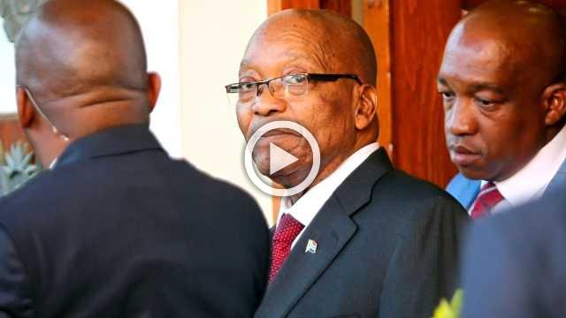 S. African leader's exit is firm, but timeframe is not