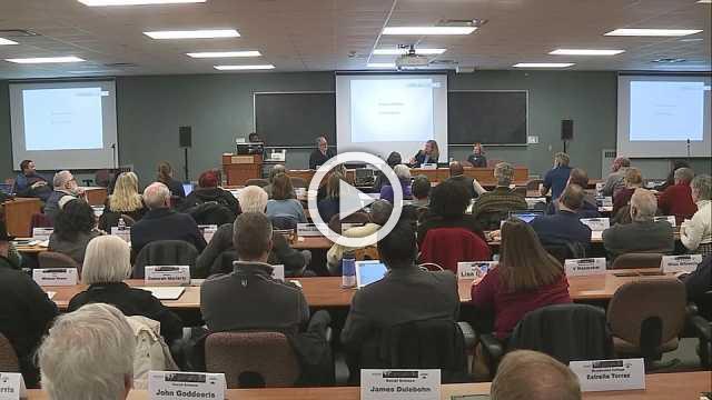 MSU faculty votes no confidence in trustees