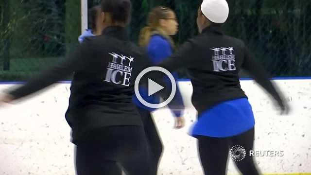 Figure Skating in Harlem teaches girls to navigate twists and turns on the ice and in life