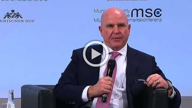 Russia election tampering 'incontrovertible': McMaster