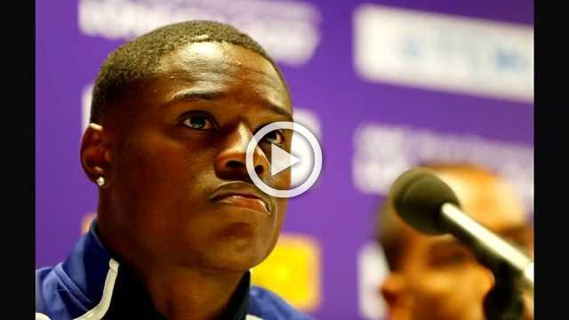 American sprinter Christian Coleman sets new 60 metre world record with 6.34