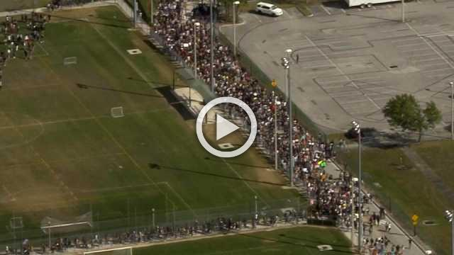 Students walk out of schools to protest gun laws