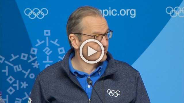 If you don't like the coffee shop, go somewhere else, IOC spokesman tells Pound