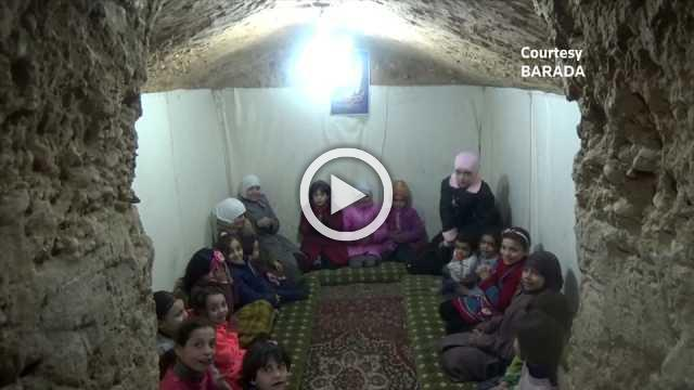 Syria's Ghouta residents