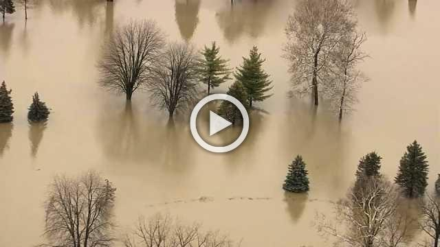 Flooding inundates Midwest