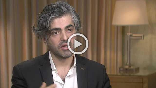 "Syrian director hopes documentary will ""write history"""