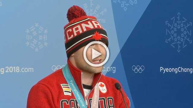 'Don't look back' Canada's Brady Leman says of crash before his victory in freestyle skiing