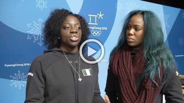 Nigerian bobsleigh women proud of legacy they will leave behind