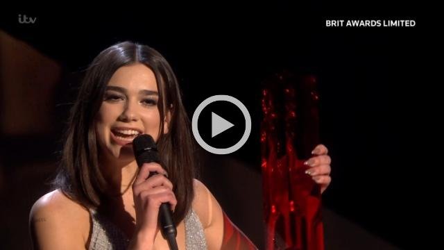 Stormzy, Dua Lipa win big at star-studded BRIT awards