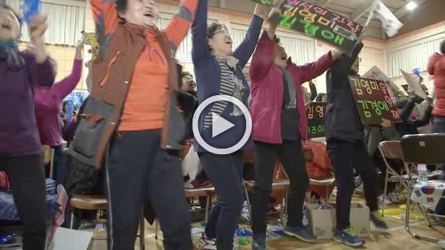 'Garlic Girls' fans - a breath of fresh air for curling!