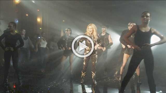 Kylie Minogue announces UK and Ireland arena tour