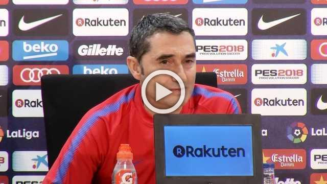 """Matches are more decisive now"", says Valverde"
