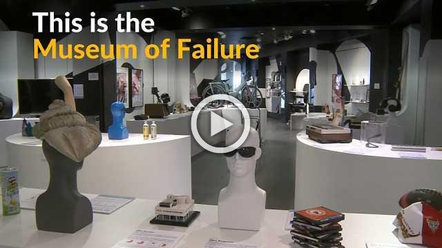 Museum in Hollywood celebrates failure