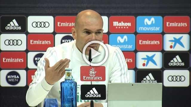 Zidane backs Bale and Benzema