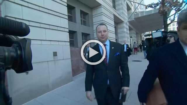 Nunberg finishes hours of testimony in Russia probe