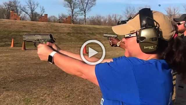 Texas teachers take up arms training